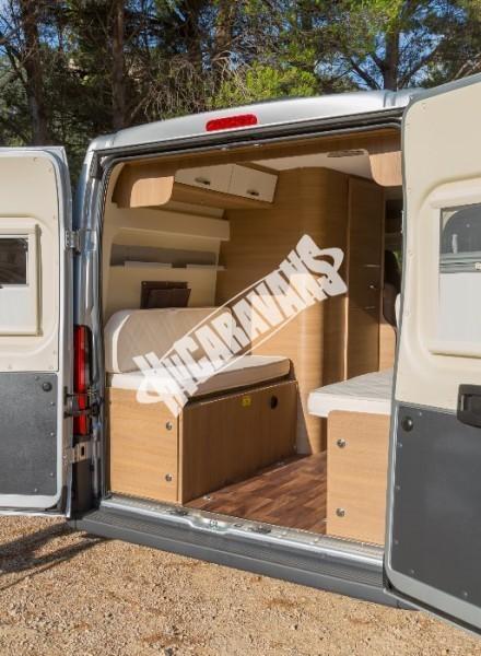 Obytný vůz Benimar Benivan 115 model 2018 č.7