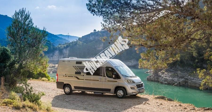 Obytný vůz Benimar Benivan 115 model 2018 akční nabídka