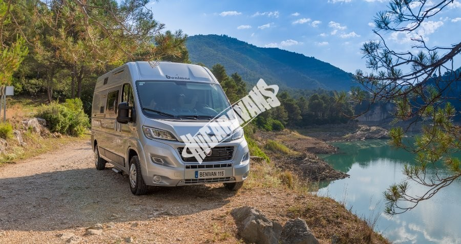 Obytný vůz Benimar Benivan 115 model 2018 č.2
