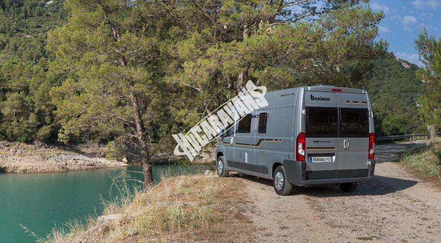 Obytný vůz Benimar Benivan 115 model 2018 č.4