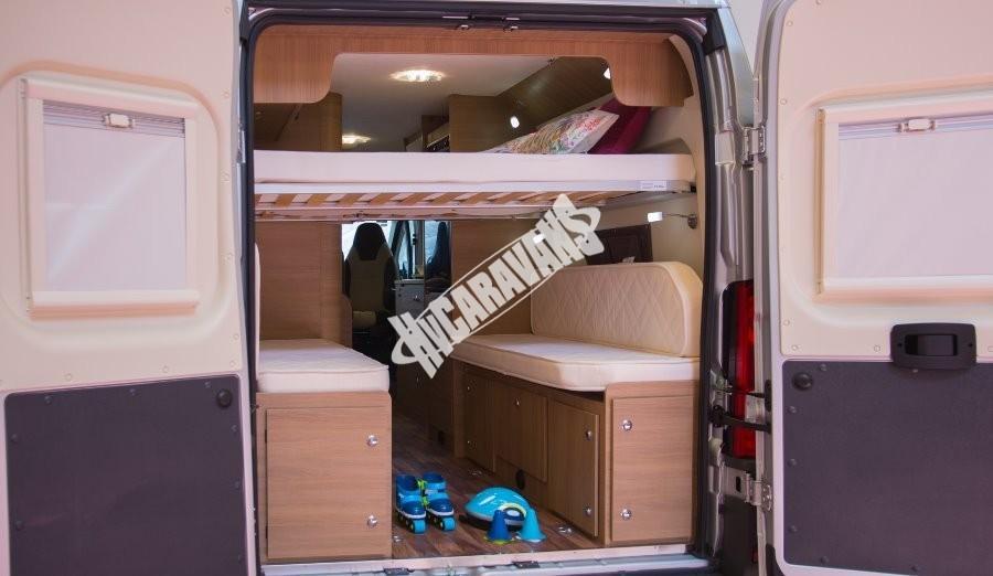 Obytný vůz Benimar Benivan 115 model 2018 č.19