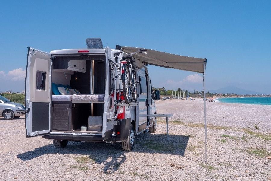 Obytný vůz Benimar Benivan 140 UP  model 2019 limitovaná edice skladem 11/2018
