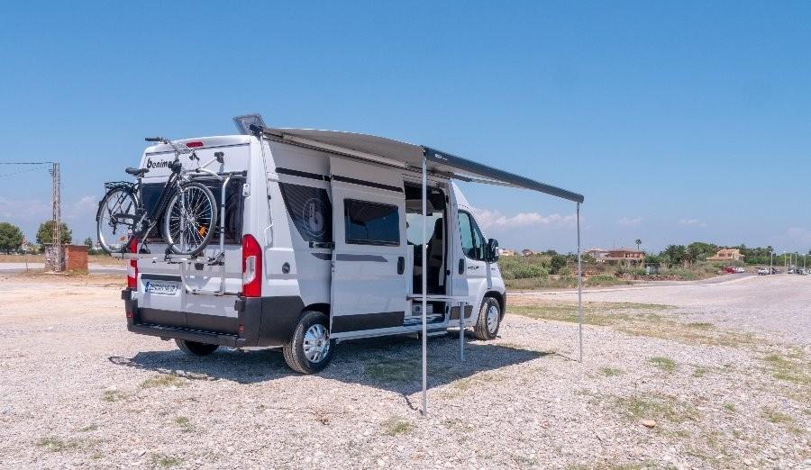 Obytný vůz Benimar Benivan 140 UP  model 2019 limitovaná edice