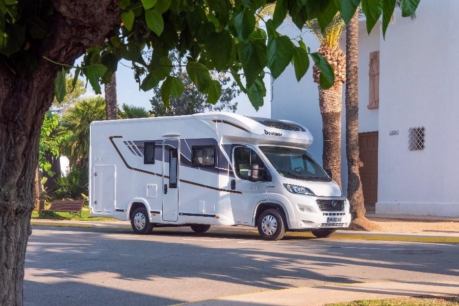Benimar Mileo 263 model 2019