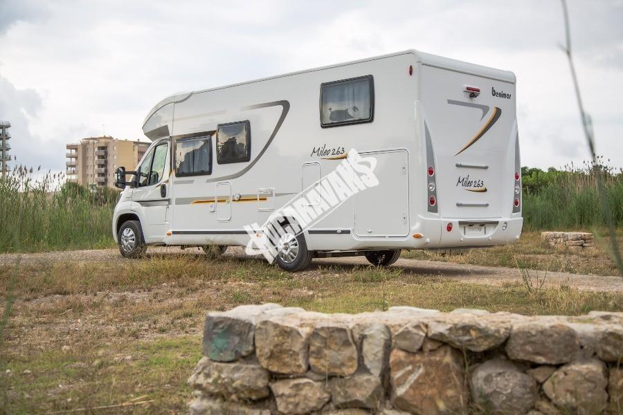 Benimar Mileo 263 model 2018 č.5