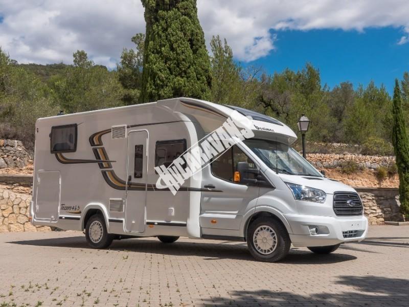 Obytný karavan Benimar Tessoro T463