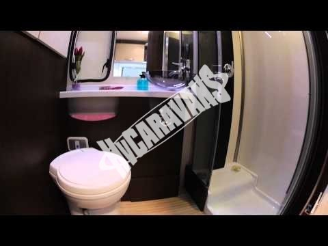 Toaleta obytného vozu Benimar Tessoro T485