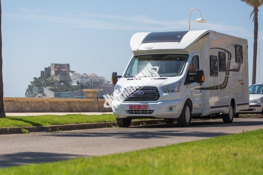 Obytný vůz Benimar Tessoro  494 170 PS model 2017 Skladem ML č.11