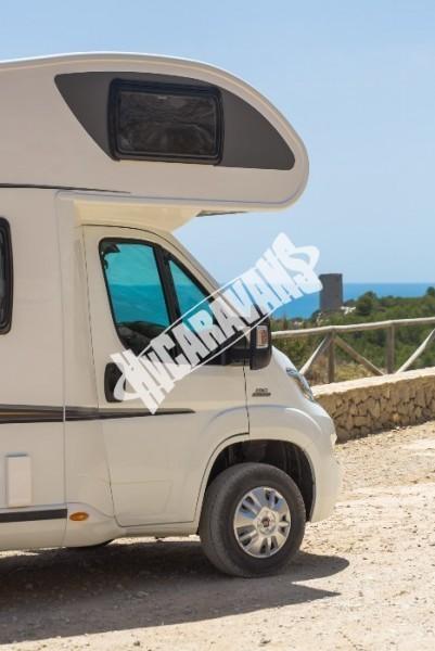 Exteriér obytného vozu Benimar Sport S313