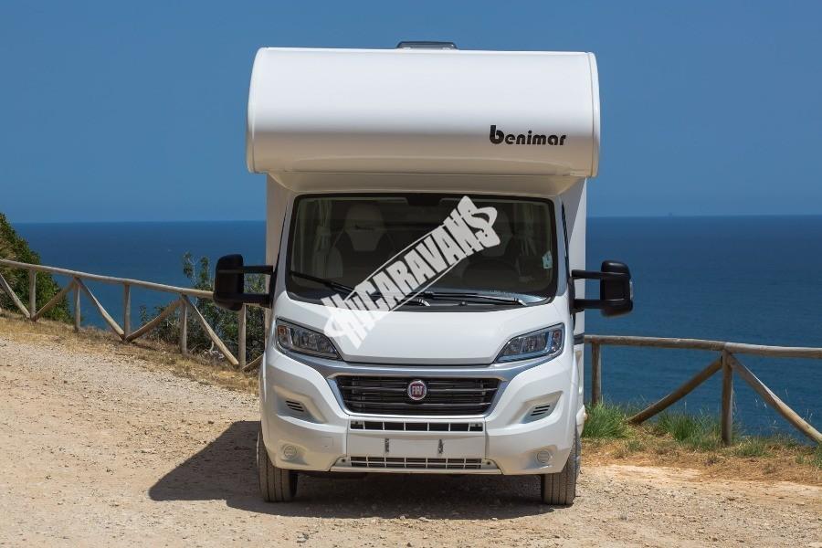 Obytný vůz Benimar Sport S313