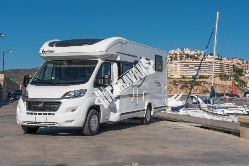 Obytný karavan Benimar Mileo 292