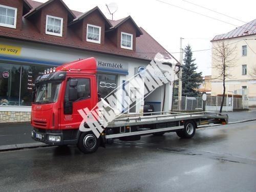 Odtahový vůz IVECO EUROCARGO 75 ML 18/P č.3