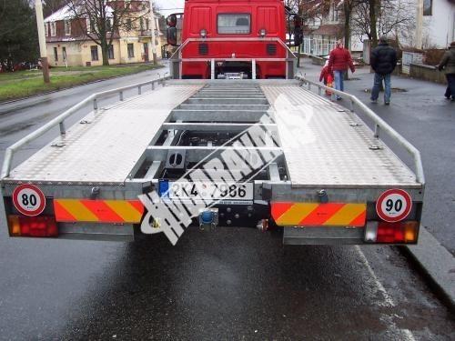 Odtahový vůz IVECO EUROCARGO 75 ML 18/P č.4