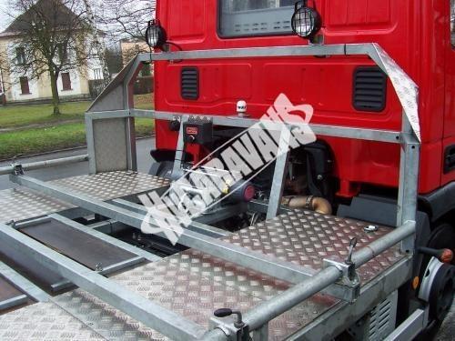 Odtahový vůz IVECO EUROCARGO 75 ML 18/P č.5