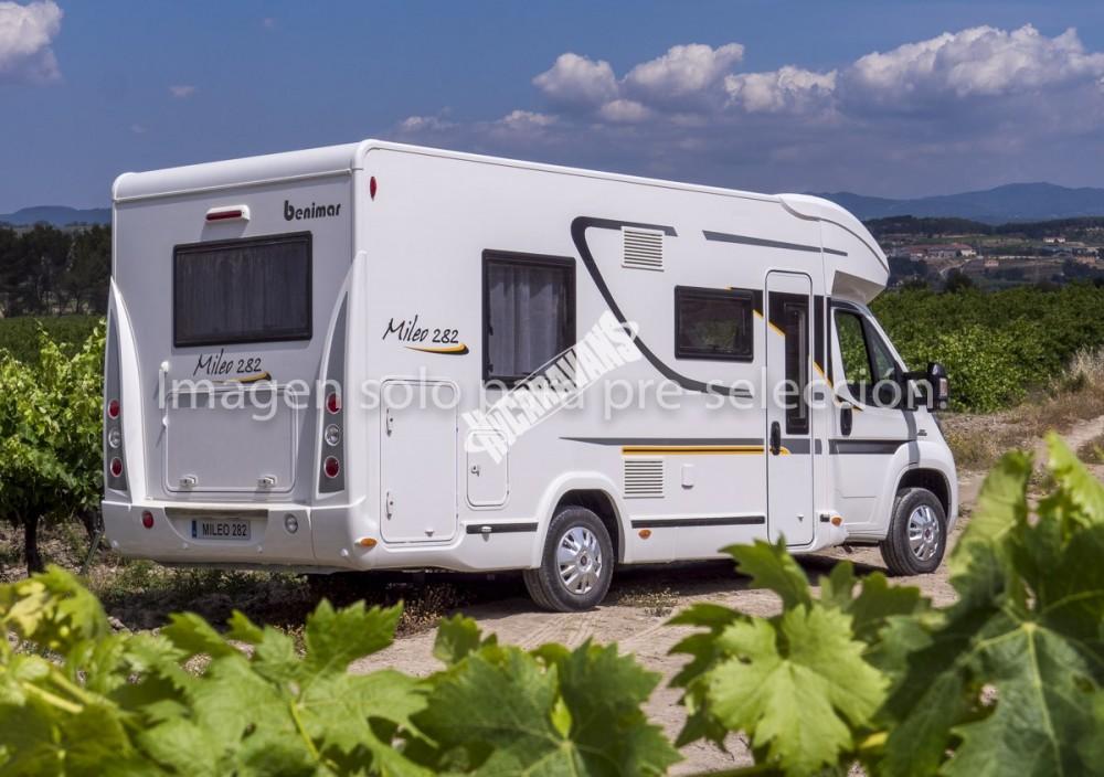 Obytný vůz  Benimar Mileo 282 - 150HP automat,nadstandadní výbava Northautokapp v ceně Rezervace č.2