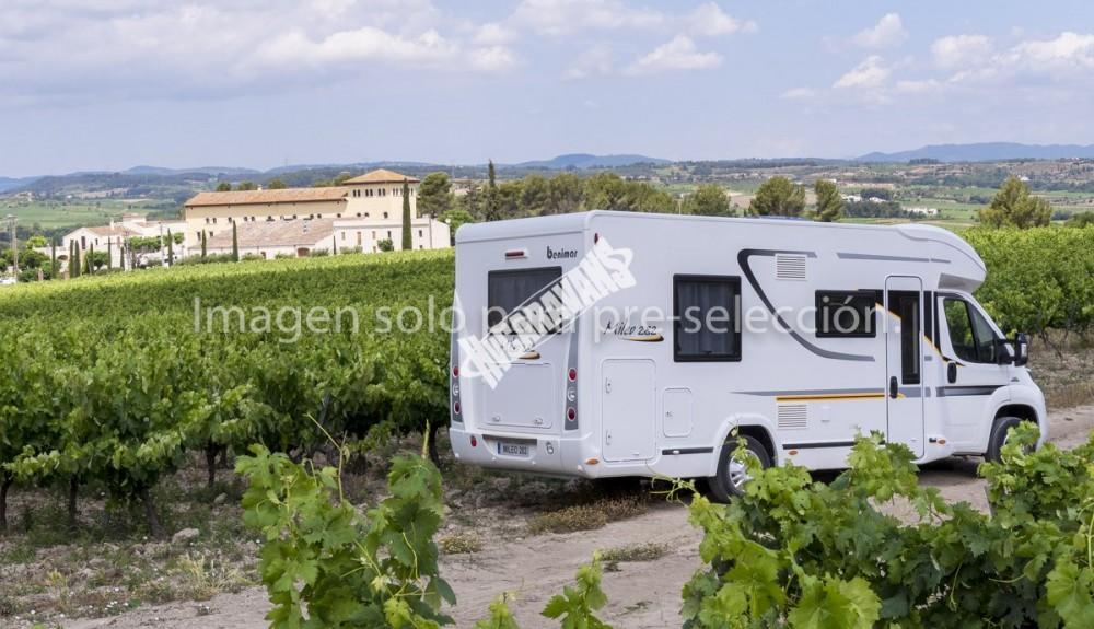 Obytný vůz  Benimar Mileo 282 - 150HP automat,nadstandadní výbava Northautokapp v ceně Rezervace č.6