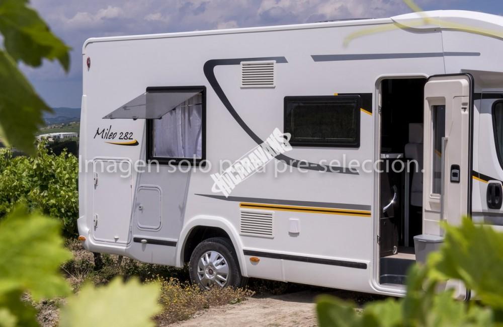 Obytný vůz  Benimar Mileo 282 - 150HP automat,nadstandadní výbava Northautokapp v ceně Rezervace č.8