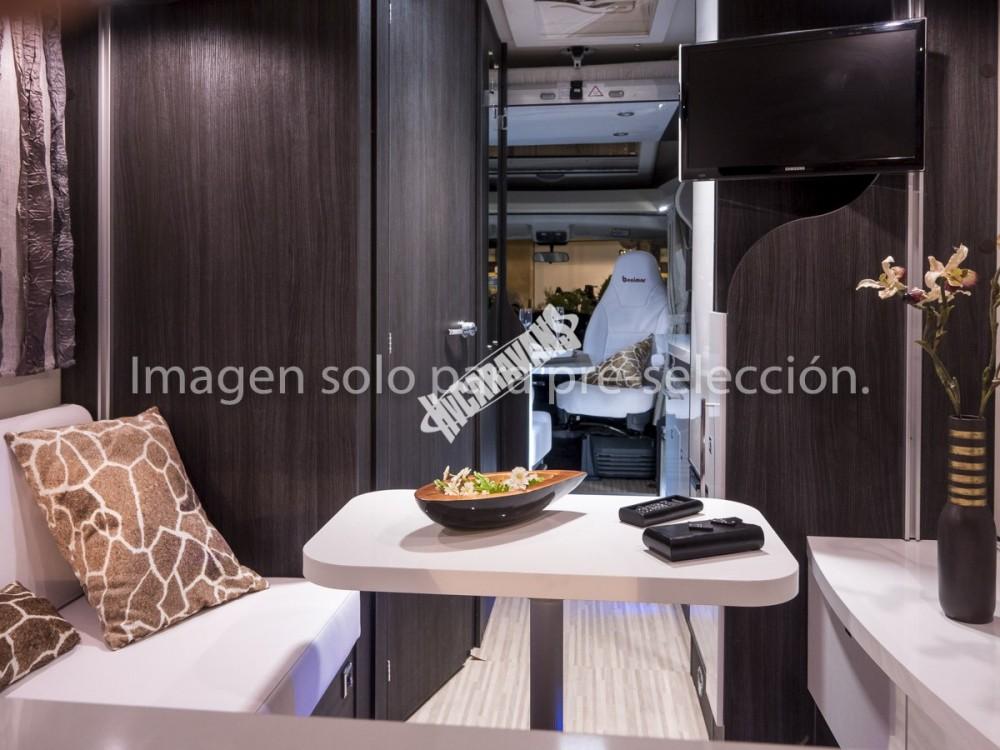 Obytný vůz  Benimar Mileo 282 - 150HP automat,nadstandadní výbava Northautokapp v ceně Rezervace č.9