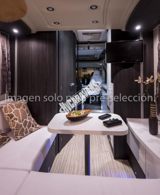 Obytný vůz Benimar Mileo 282 model 2018 č.12