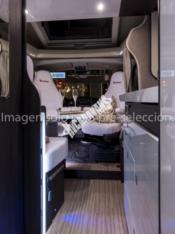 Obytný vůz  Benimar Mileo 282 - 150HP automat,nadstandadní výbava Northautokapp v ceně Rezervace č.14