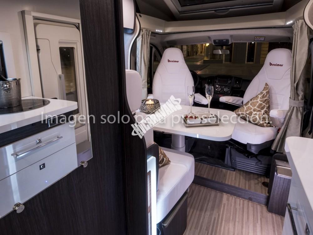 Obytný vůz  Benimar Mileo 282 - 150HP automat,nadstandadní výbava Northautokapp v ceně Rezervace č.15