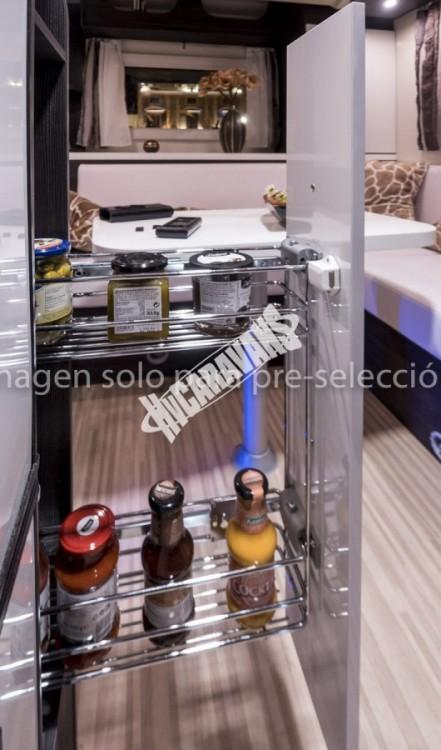 Obytný vůz  Benimar Mileo 282 - 150HP automat,nadstandadní výbava Northautokapp v ceně Rezervace č.19