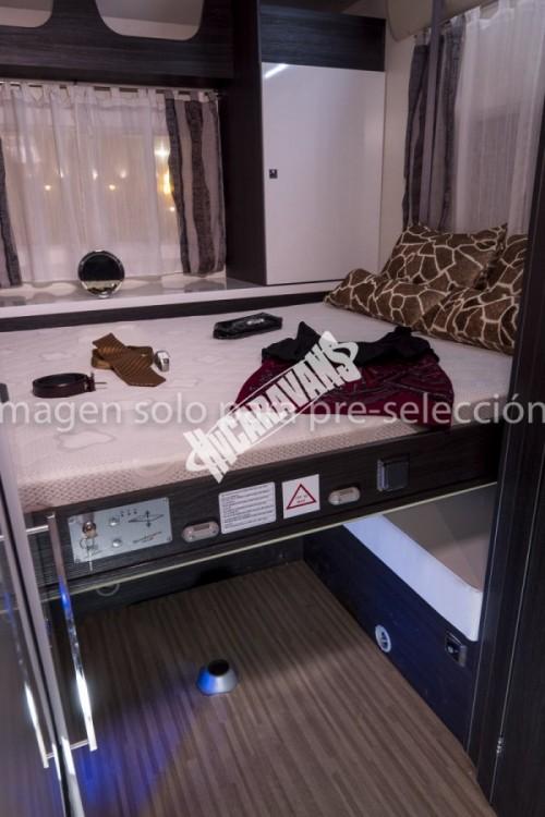 Obytný vůz  Benimar Mileo 282 - 150HP automat,nadstandadní výbava Northautokapp v ceně Rezervace č.21