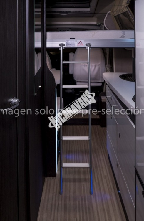Obytný vůz  Benimar Mileo 282 - 150HP automat,nadstandadní výbava Northautokapp v ceně Rezervace č.23