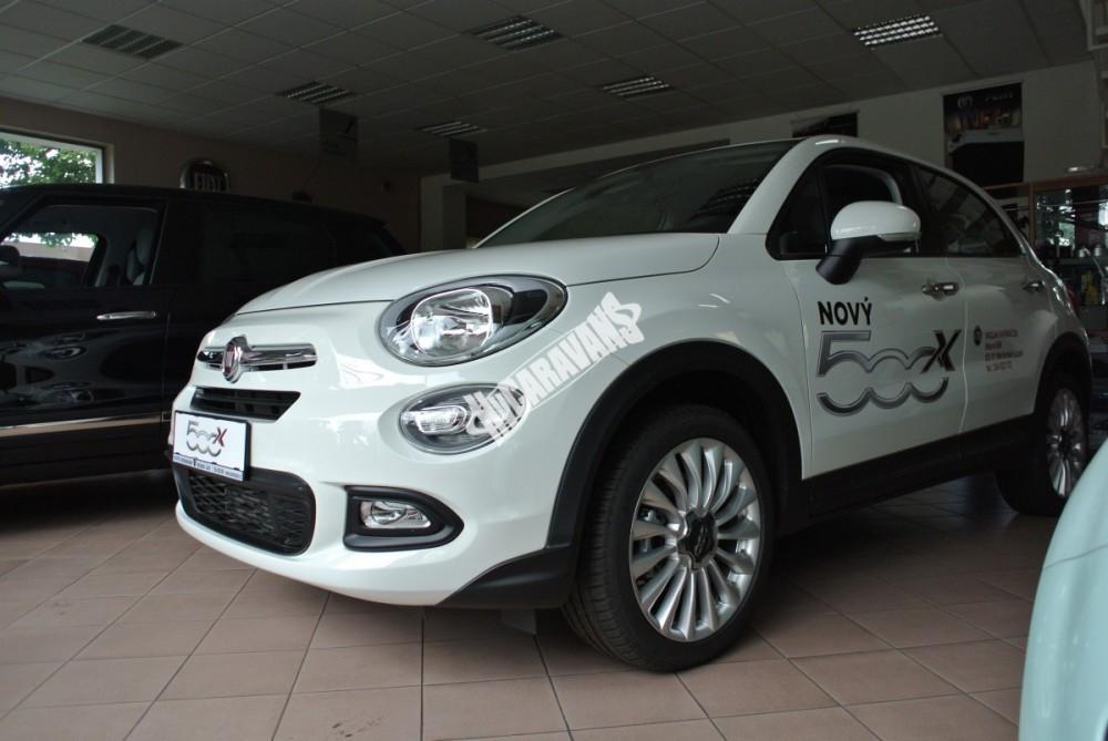 Fiat 500X 1.6 MultiJet 120k Plus Předváděcí vůz najeto 2500 KM č.4