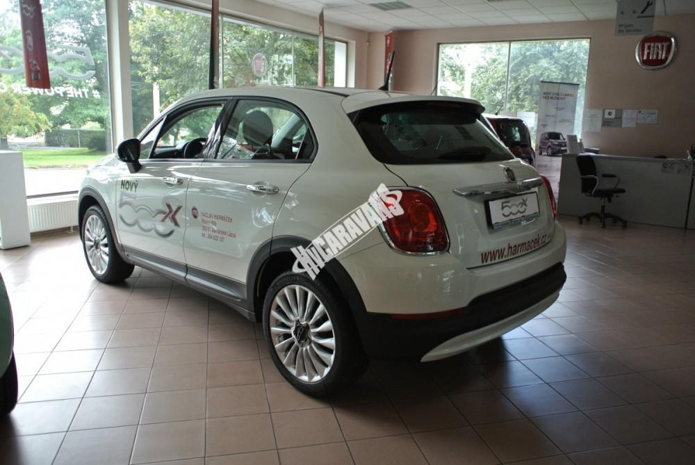 Fiat 500X 1.6 MultiJet 120k Plus Předváděcí vůz najeto 2500 KM č.5