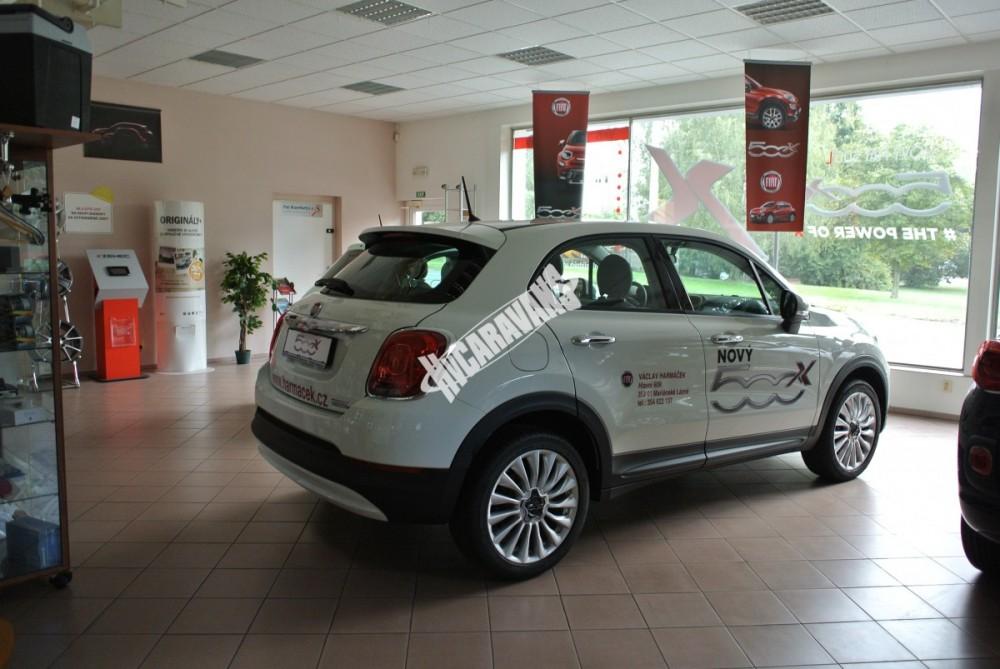 Fiat 500X 1.6 MultiJet 120k Plus Předváděcí vůz najeto 2500 KM č.1