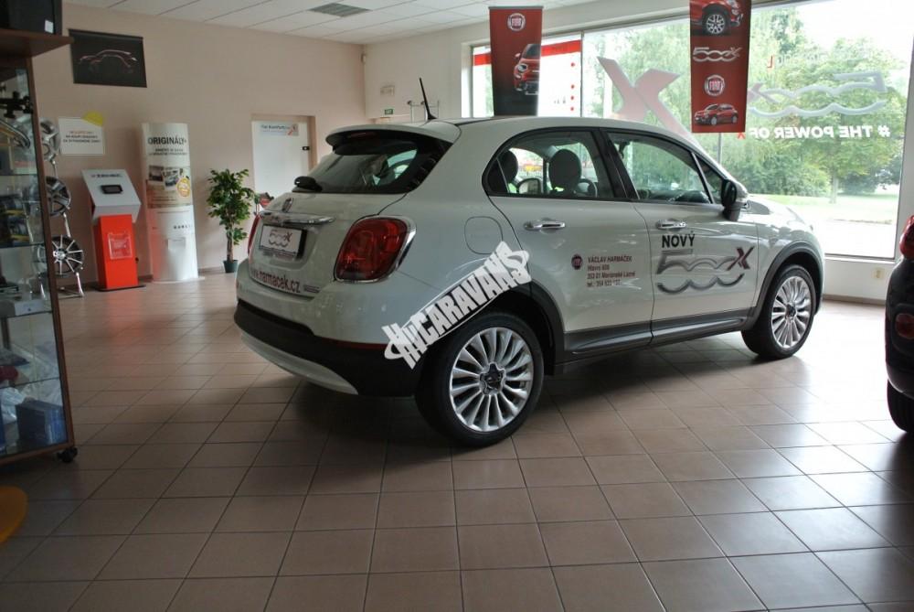 Fiat 500X 1.6 MultiJet 120k Plus Předváděcí vůz najeto 2500 KM č.2
