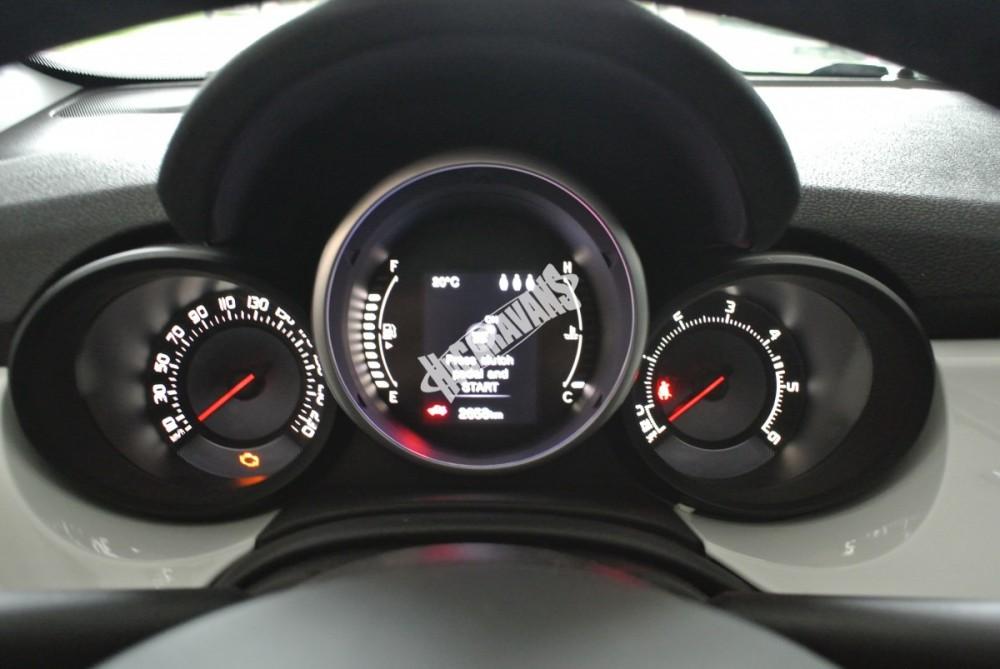 Fiat 500X 1.6 MultiJet 120k Plus Předváděcí vůz najeto 2500 KM č.7