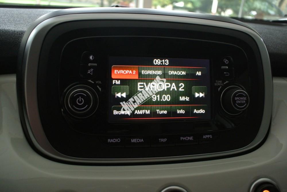 Fiat 500X 1.6 MultiJet 120k Plus Předváděcí vůz najeto 2500 KM č.8