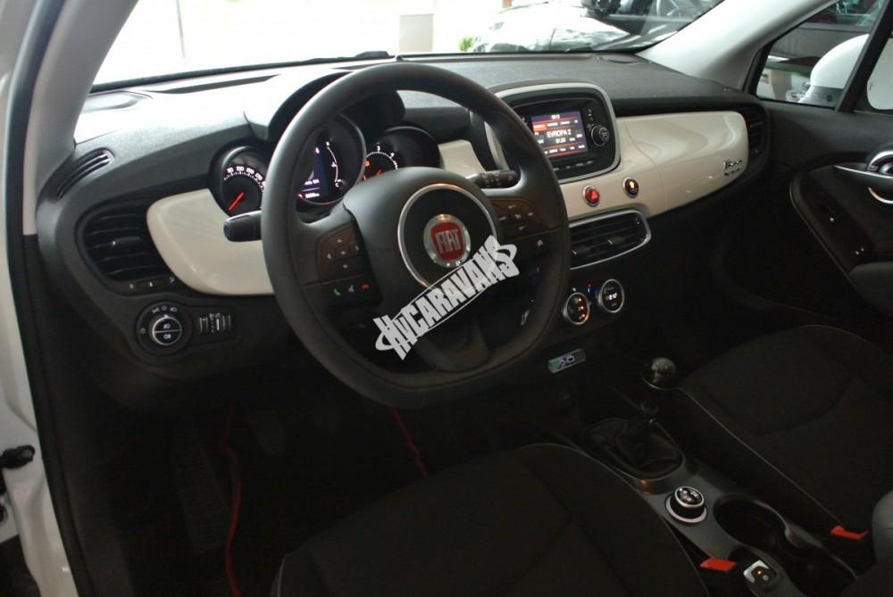 Fiat 500X 1.6 MultiJet 120k Plus Předváděcí vůz najeto 2500 KM č.9