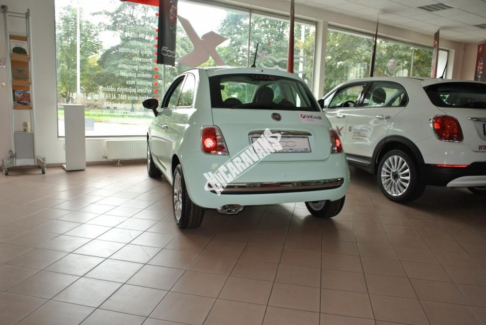Fiat 500 1.2 PLUS Barva světle zelená TOP výbava + cena  0 KM  nový vůz č.6