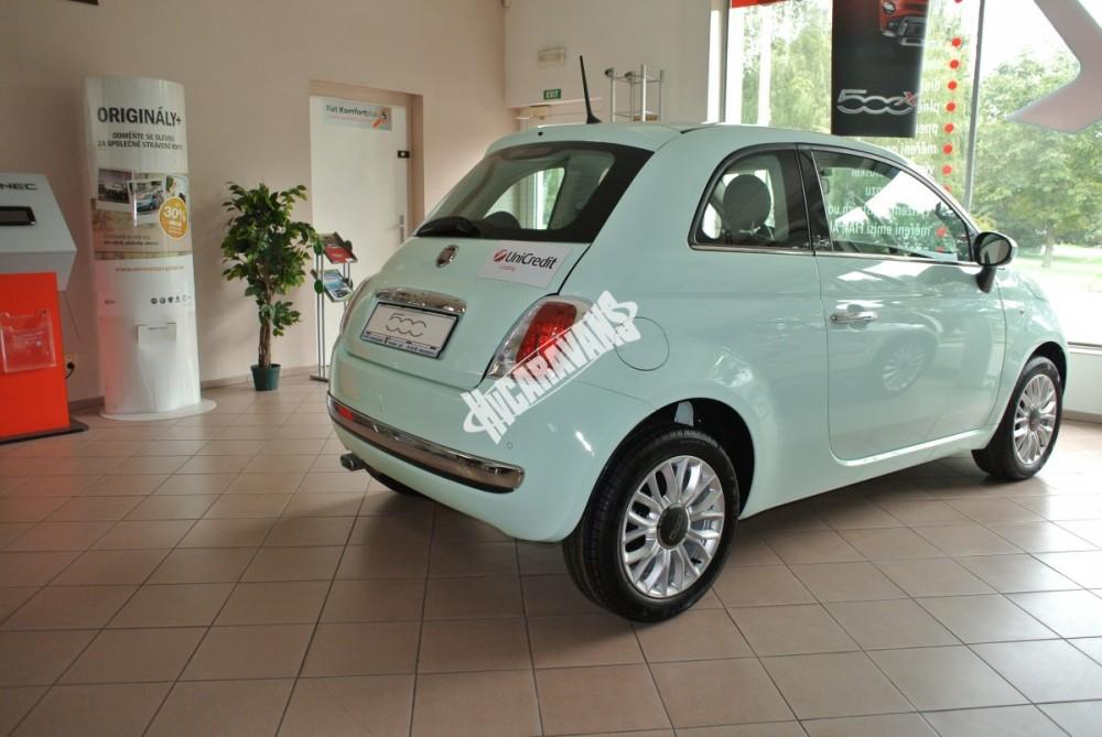 Fiat 500 1.2 PLUS Barva světle zelená TOP výbava + cena  0 KM  nový vůz č.7