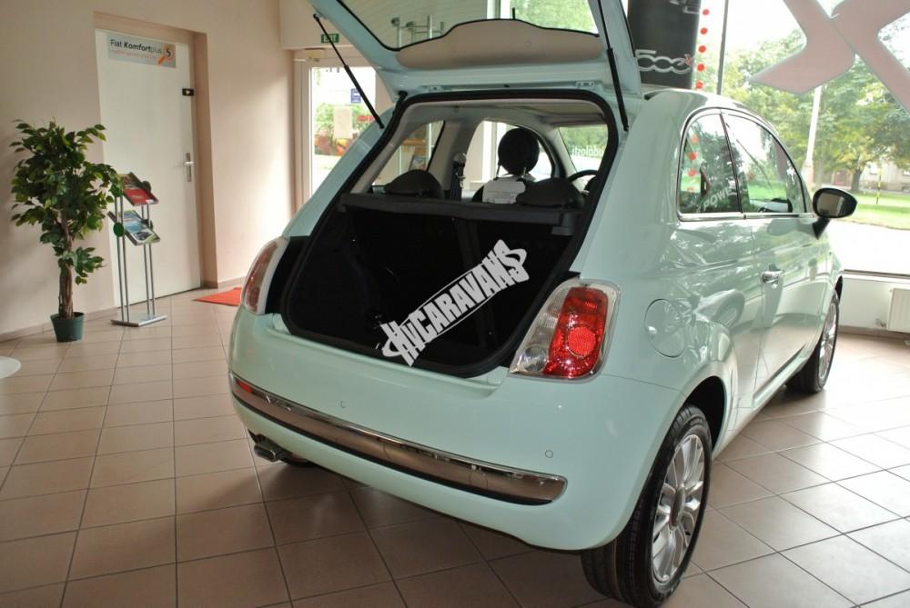 Fiat 500 1.2 PLUS Barva světle zelená TOP výbava + cena  0 KM  nový vůz č.8