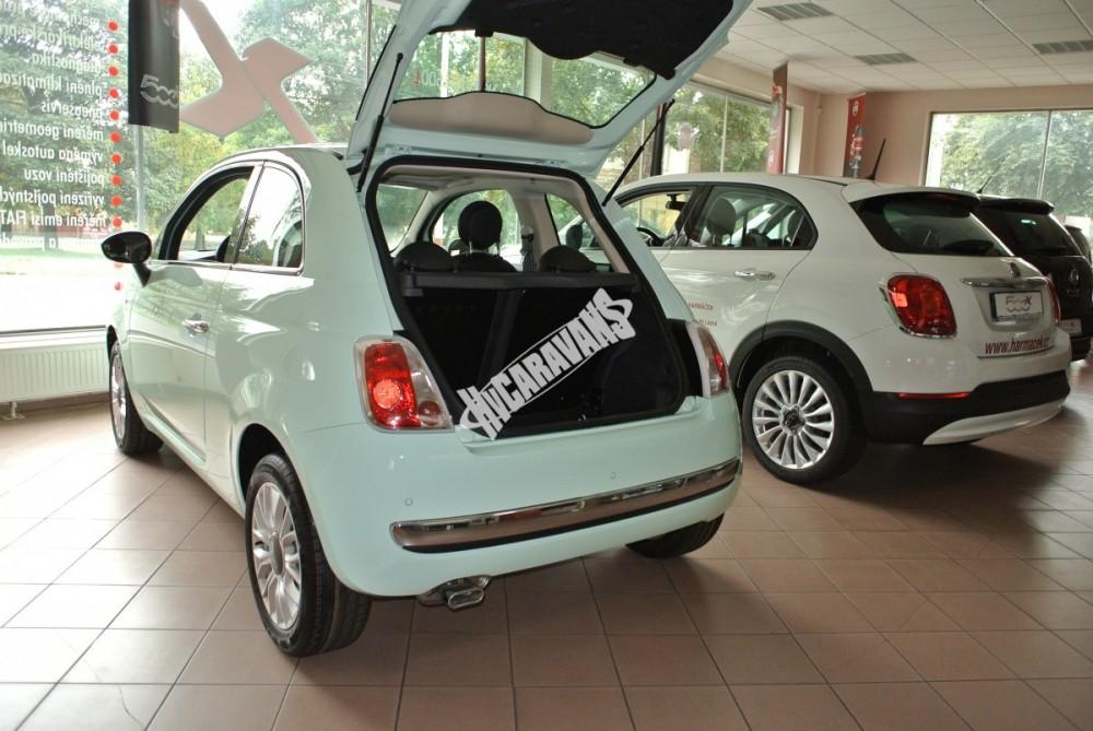 Fiat 500 1.2 PLUS Barva světle zelená TOP výbava + cena  0 KM  nový vůz č.9