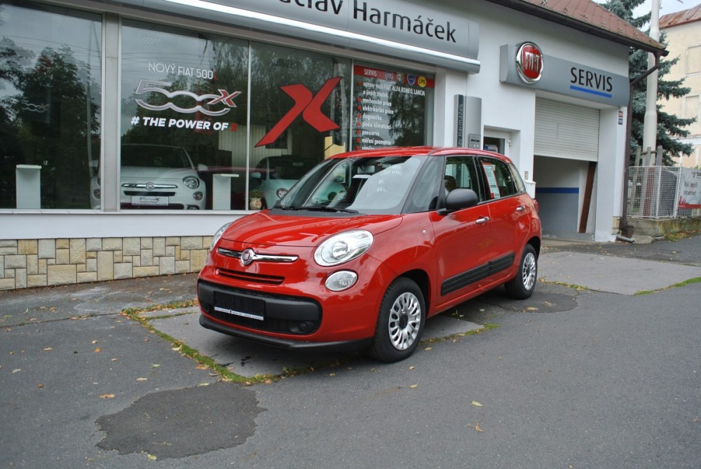 Fiat 500 L 1.4. 95 PS AIR   POP  TOP cena+výbava  0 Km č.1