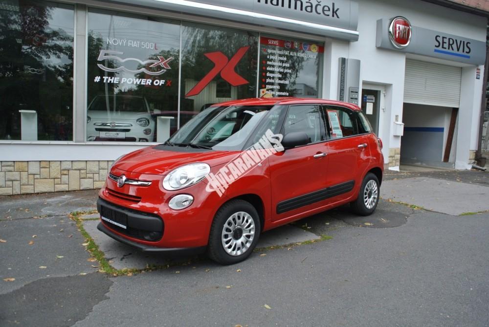 Fiat 500 L 1.4. 95 PS AIR   POP  TOP cena+výbava  0 Km č.2