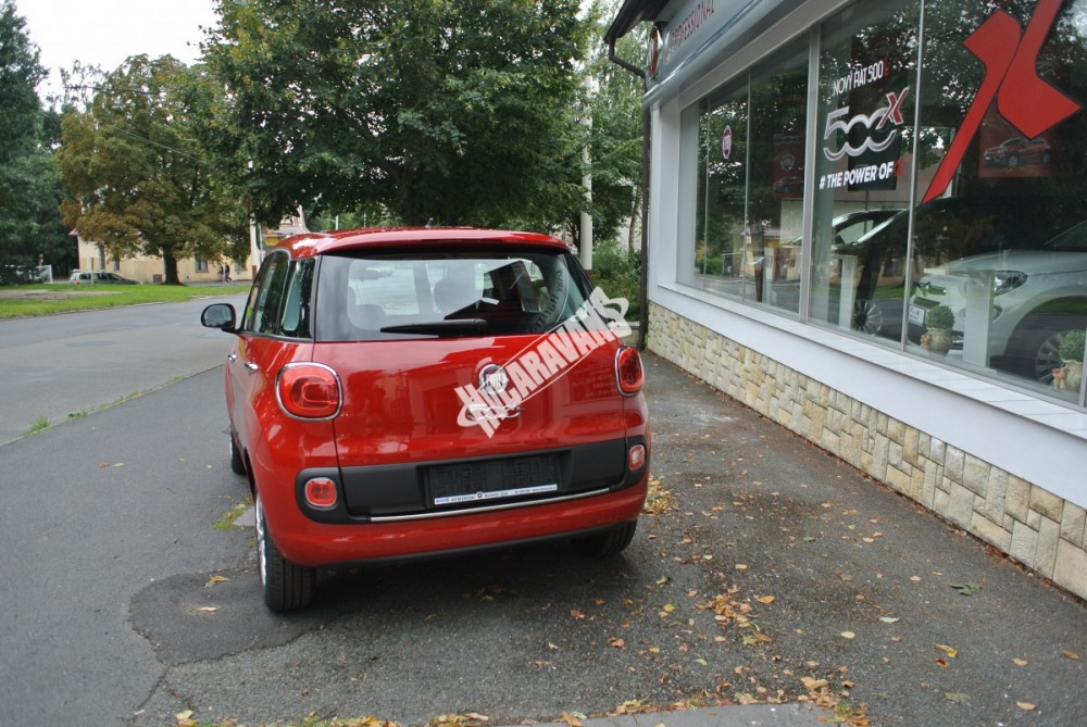 Fiat 500 L 1.4. 95 PS AIR   POP  TOP cena+výbava  0 Km č.5