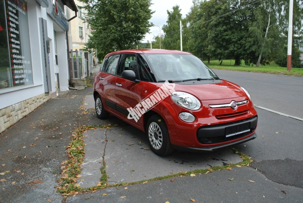 Fiat 500 L 1.4. 95 PS AIR   POP  TOP cena+výbava  0 Km č.7