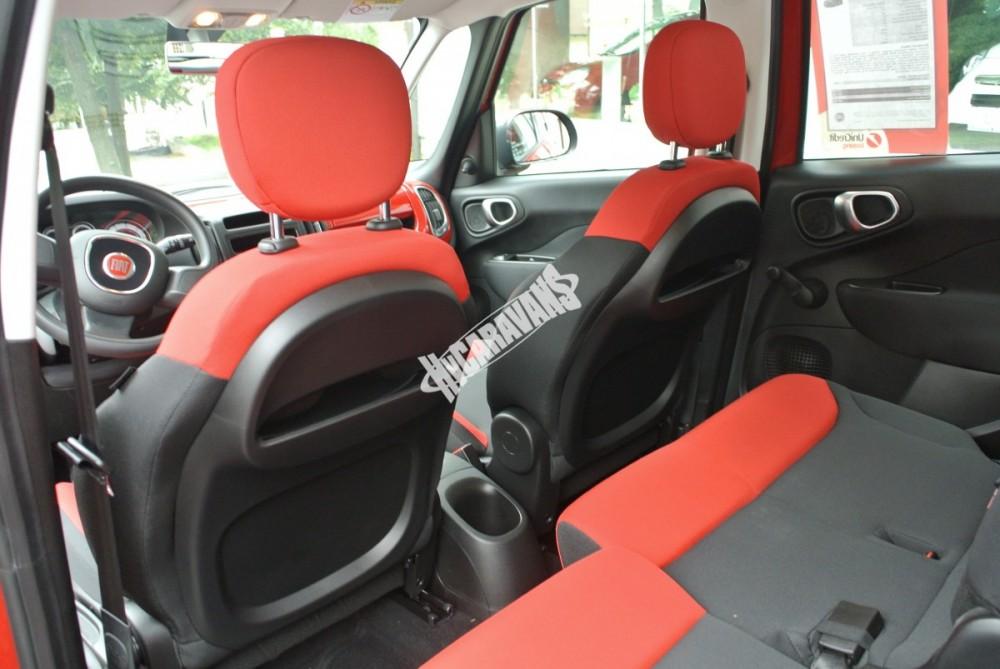 Fiat 500 L 1.4. 95 PS AIR   POP  TOP cena+výbava  0 Km č.12