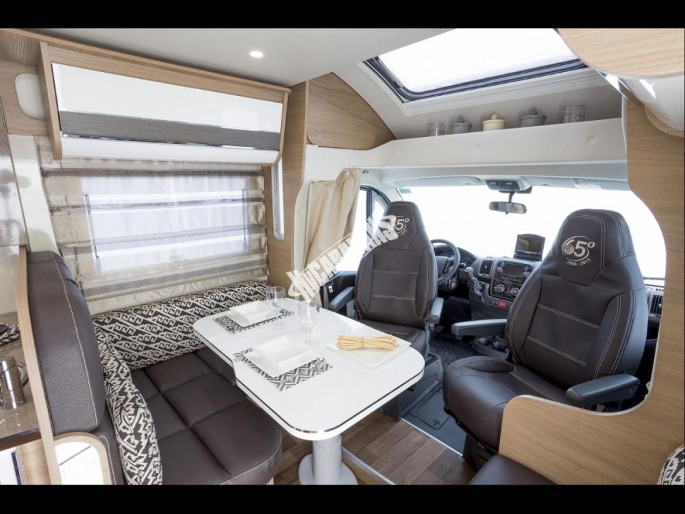 Polointegrovaný obytný vůz T-LOFT 591G  150 PS Limitovaná serie 65 TOP Safety Pack č.6