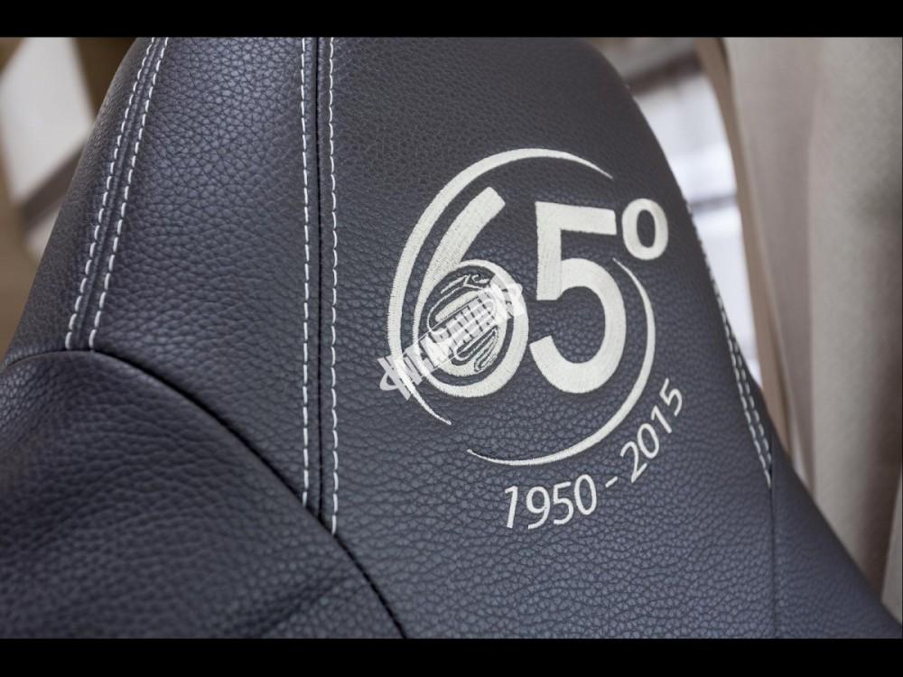 Polointegrovaný obytný vůz T-LOFT 450G Limitovaná serie 65 TOP Standartní výbava č.14