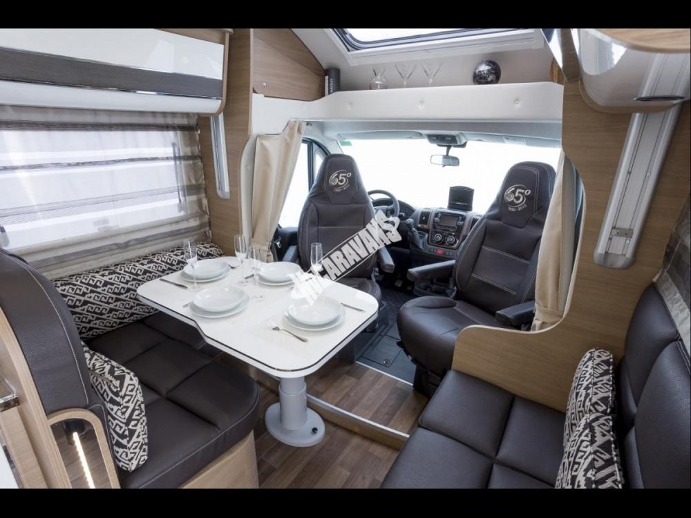Polointegrovaný obytný vůz T-LOFT 450G Limitovaná serie 65 150 PS klimatizace Safety Pack  Alu kola  Prodáno,nové vozy T-450 skladem 1/2016 č.5