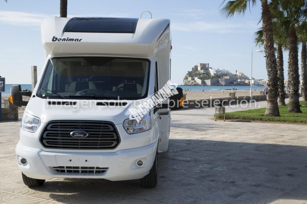 Obytný vůz Benimar Tessoro  486/2016  155 PS  Start+Stop potahy sedaček Malmo/kůže/ Prodáno !!! č.4