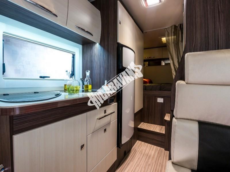 Obytný vůz Benimar Sport S 346 150 PS model 2019 Klimatizace FIAT PACK  skladem 7/2018 č.18
