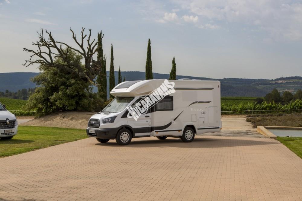 Obytný vůz Benimar Tessoro  UP 440 Limitovaná edice  2018 Top výbava, skladem Mar-Lázně,vůz na SPZ,registrovaný,odpočet DPH není možný,stav km 1020. č.11